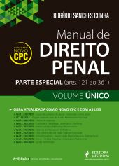 Manual de Direito Penal - Parte Especial (2016) - Volume único