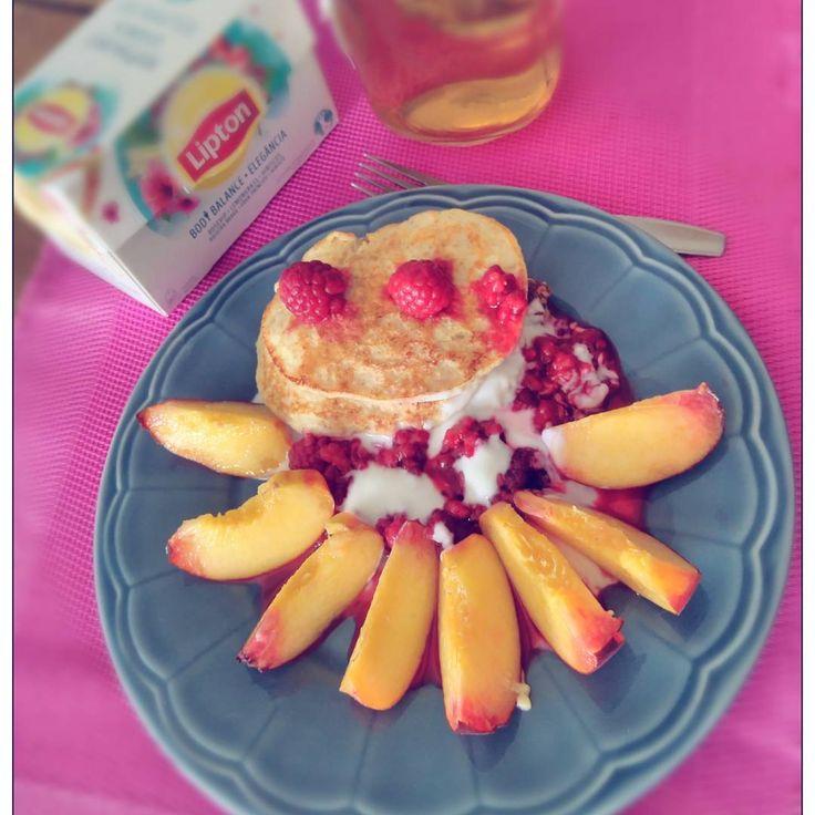 "55 Gostos, 1 Comentários - Beleza de Mulheremãe (@cristinaparadela) no Instagram: ""My Sweet Peaches ❤️❤️#pequenoalmoco #breakfast #food #healthyfood #healthy #womanhealthy #comerbem…"""