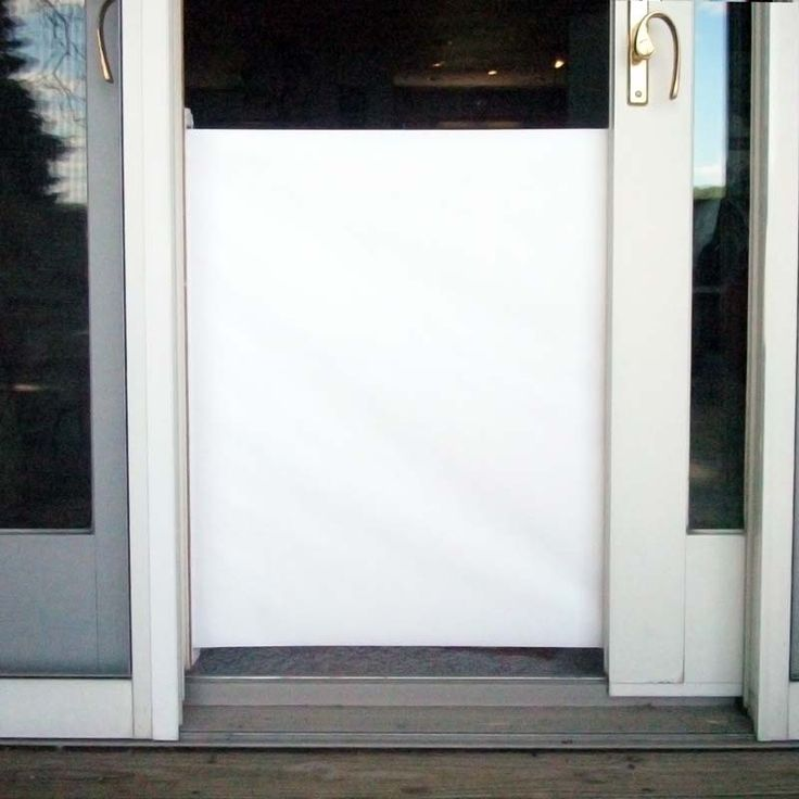 The Pet Barrier, Retractable Dog Gate