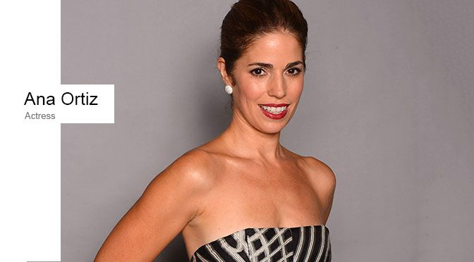 40 Things You Don't Know About Ana Ortiz http://zntent.com/40-things-you-dont-know-about-ana-ortiz/
