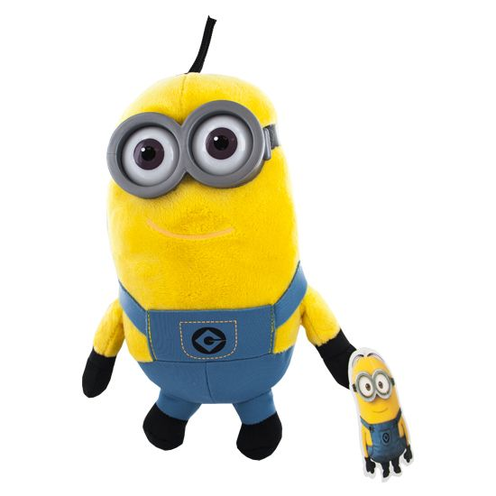 Peluche Minions Kevin http://www.puzzlesingenio.com/juegos-para-ninos/224-peluche-minions-kevin.html