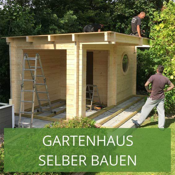 Gartenhaus ganz einfach aufbauen Mit unseren Video