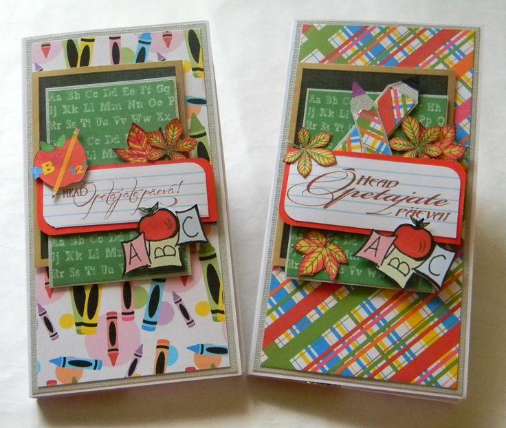 винтажные открытки с днем учителя - Поиск в Google