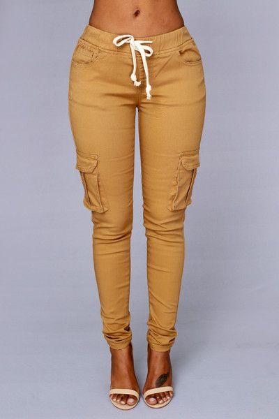 Miss Cargo Pants