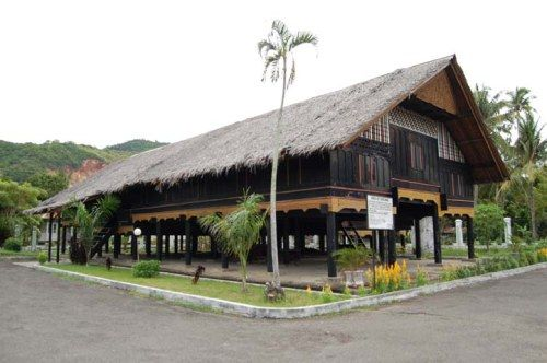 The Tjut Nyak Dhien House, Aceh, Indonesia