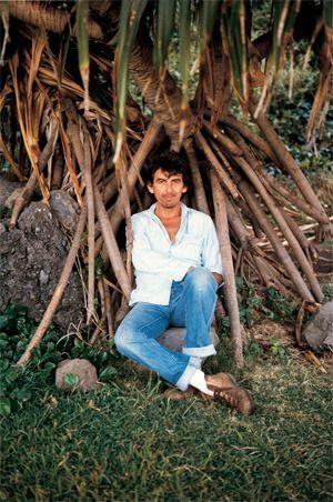 George Harrison insuperablemente fotografiado - Taringa!