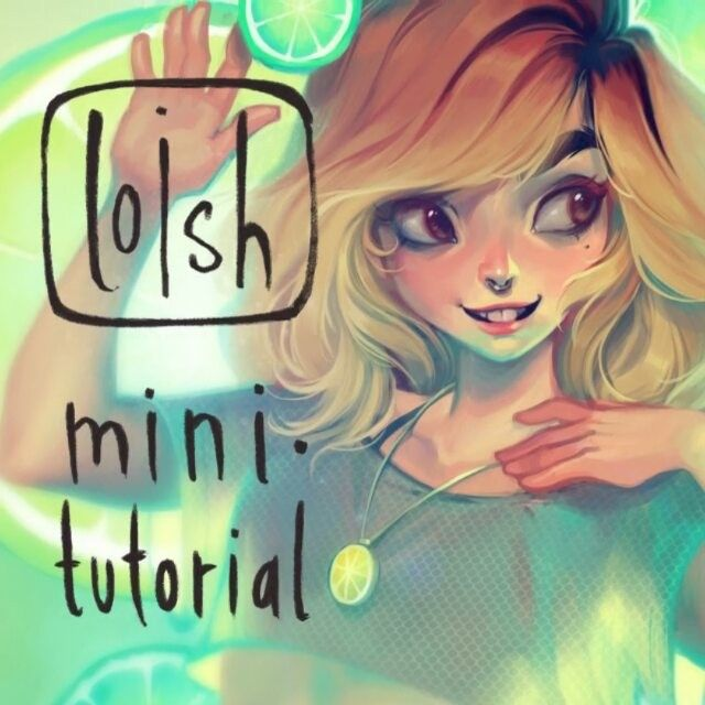 I've always struggled with making video tutorials since I have a hard time keeping it short and concise! But recently I thought: why not make a series of super short 1 minute tutorials? That would give me a way to share my basic techniques without it becoming too time consuming. I made this one as a test ~ if you like it, and have any requests for what I can do in a future mini-tutorial, let me know!! I drew this one in Photoshop cs5.5 with a wacom cintiq 24HD. #art #sketch…
