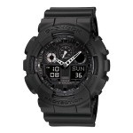 Mens G-Shock Combi Black Watch GA-100-1A1ER  Our Price: £77.00  TimeCentre Online is an Authorised Casio UK Retailer