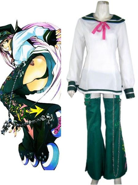 Air Gear Simca Cosplay Costume. Make you the same as character in this Air Gear cospaly costume for cosplay show.It comes with a jacket,hat,trousers,legging.. See More Air Gear Simca Cosplay at http://www.ourgreatshop.com/Air-Gear-Simca-Cosplay-C823.aspx