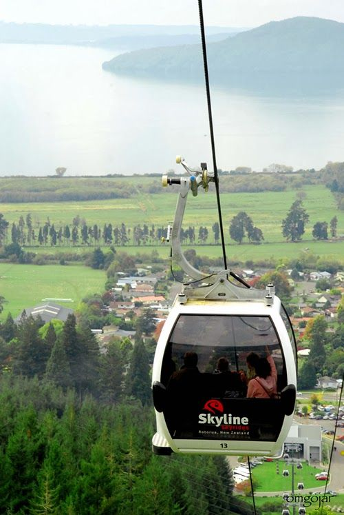 how to get to queenstown luge