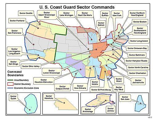 Us Coast Guard Bases Locations,