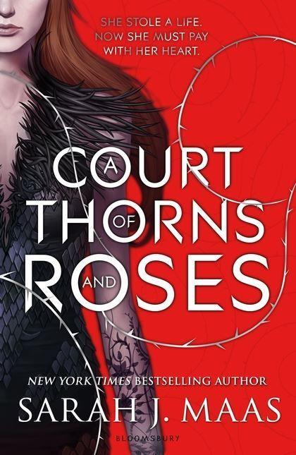 A Court of Thorns and Roses cea mai noua carte din cea mai noua serie scrisa de Sarah J. Maas #getitwhileitshot #decitit #youngadult #fantasy