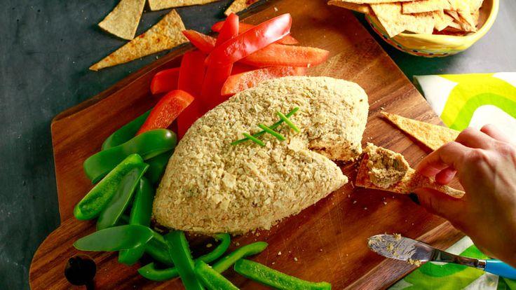 PB&J Cheeseball Recipe | Rachael Ray Show