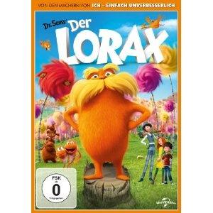 Der Lorax: Amazon.de: Dr. Seuss, John Powell, Chris Renaud, Kyle Balda: Filme & TV