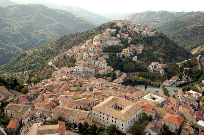 Trenta, Cosenza, Calabria Italy...  My father was born in this town and I lived there for 2 years when I was just a child.