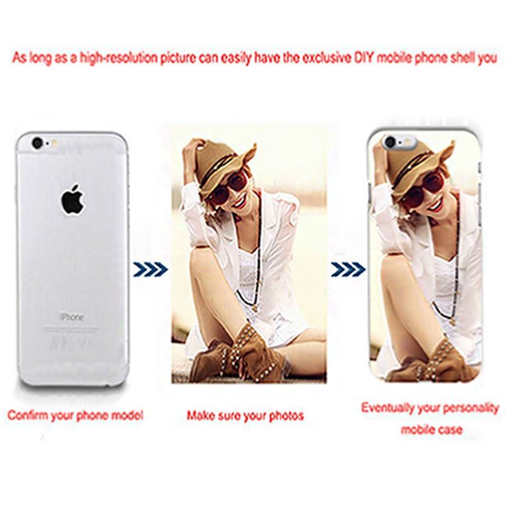 DIY Name LOGO Photos Case For LG JOY Y30 C30 H220 Cover Personalised Customized Printed Hard PC Phone Back Shell