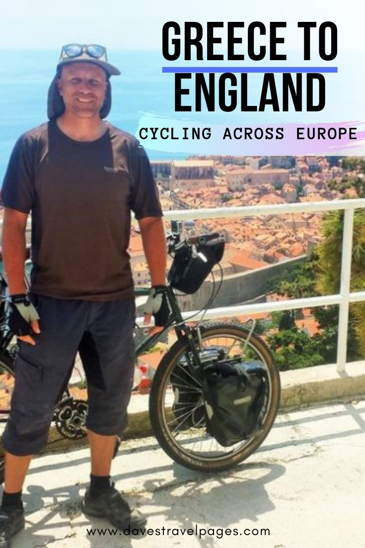 Cycling Across Europe Europe Traveling By Yourself Adventure