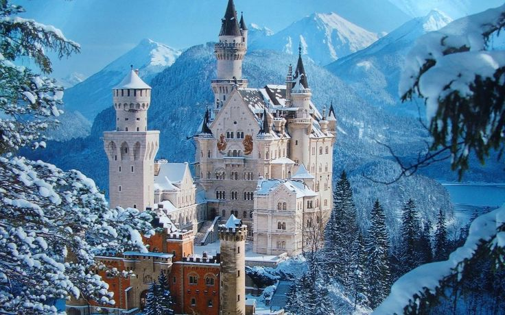 The Real-Life Castles That Inspired Disney