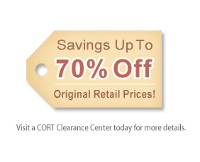 CORT Clearance Centers  4698 Great Northern Blvd  North Olmsted, Ohio 44070