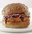 This Asian Chicken Burger looks so good!!! |foodnetwork.com