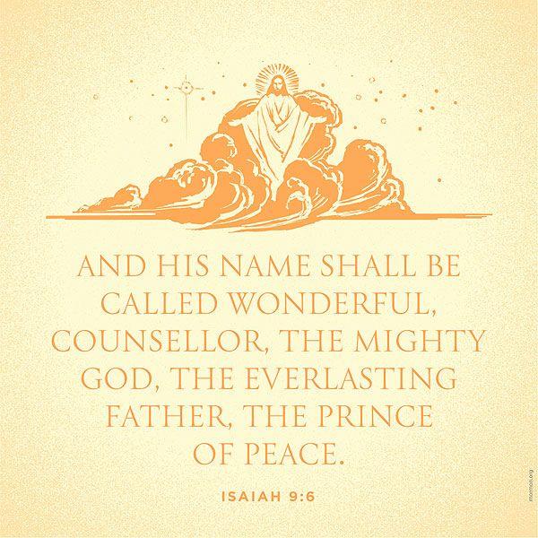Isaiah 9 6