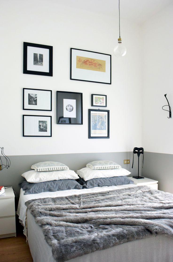 my works_interiors_ gray_zanotta_fornasetti_bedroom_pulcinella_grosseto