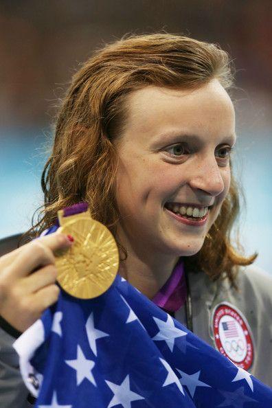 Katie Ledecky Photos: Olympics Day 7 - Swimming