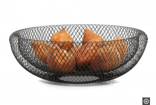 Wire Bowl In Multiple Sizes