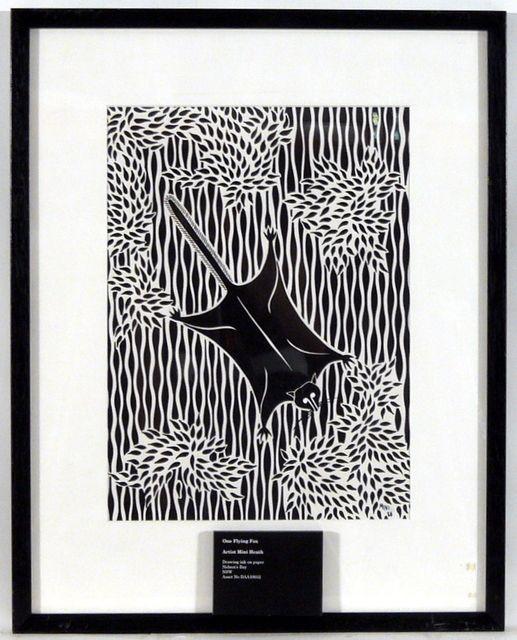 Flying fox, by Mini Heath,