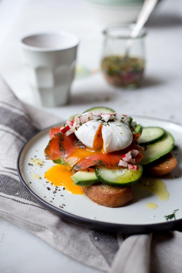 fruehstueck eggs benedict