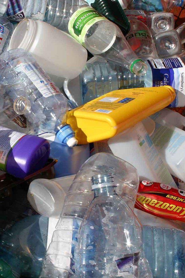 ¿Qué se puede reciclar?: PLÁSTICO
