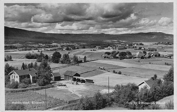 Habberstad i Eidsvoll foto: Bry & Skuggedal
