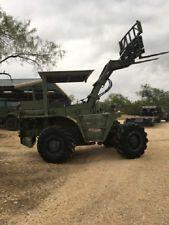 BIG Military Surplus ARTFT-6 4x4 off road Forklift dieselforklift financing apply now www.bncfin.com/apply