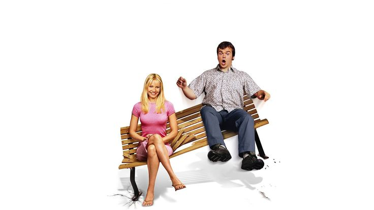 """••Shallow Hal•• 2001-11-09 Fox • scene bench • stars: Jack Black as Hal + Gwyneth Paltrow as Rosemary • dir/prod/writ: Peter & Robert Farrelly •Tagline: """"True Love Is Worth The Weight!"""" • storyline: A shallow man falls in love with a 300 pound woman because of her """"inner beauty"""". • wiki: https://en.wikipedia.org/wiki/Shallow_Hal • imdb: http://www.imdb.com/title/tt0256380/?ref_=nv_sr_1 •  (1920×1080px)"""
