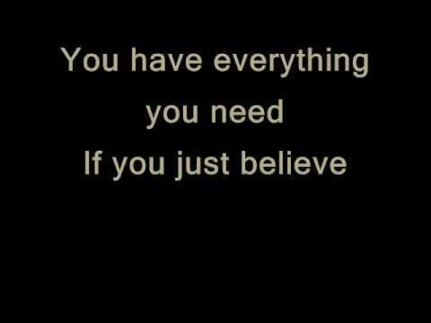 Josh Groban - Believe - Polar Express Soundtrack - Instrumental Acoustic...
