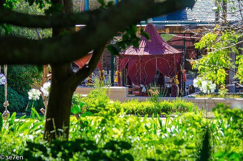 Se7en Visit Moyo at Kirstenbosch  for Breakfast