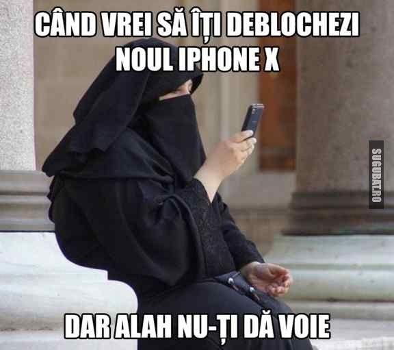 Cand vrei sa deblochezi noul iPhone X