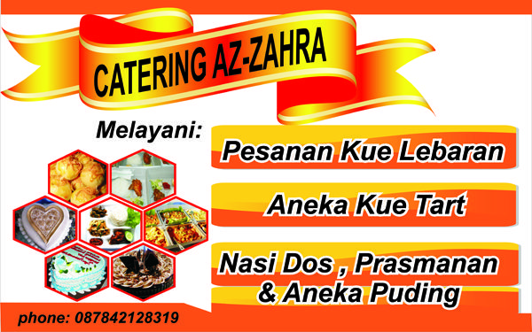 Newest For Contoh Desain Spanduk Catering