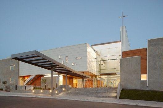Littleton Church Of Christ Semple Brown Design Modern