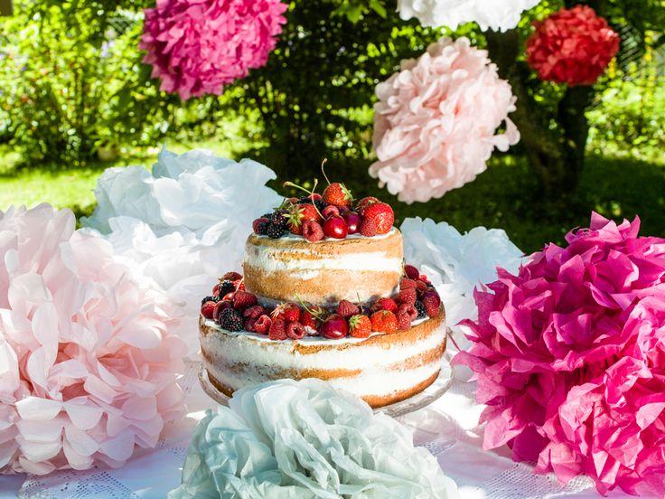 31 Best Hochzeitskuchen Images On Pinterest Cake Wedding Postres