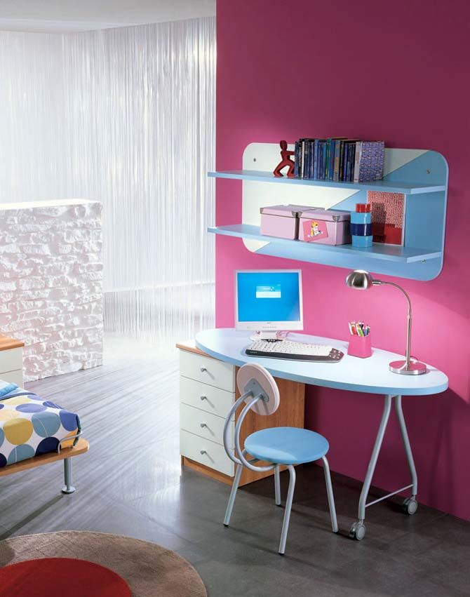 kids study room for girls newhomesdenver coolest chair ever home rh pinterest com