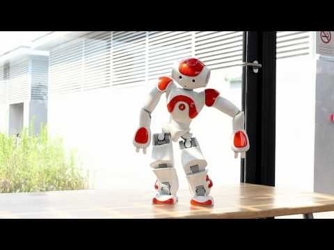 Evolution Of Dance by NAO Robot / #hilarious