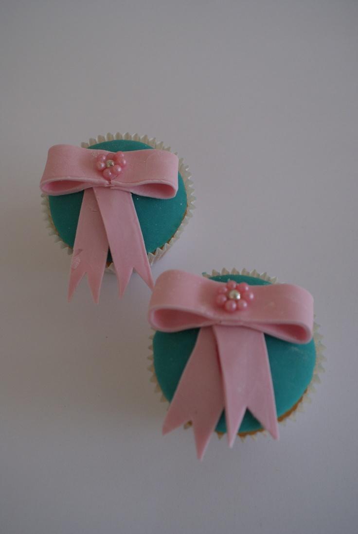 zelfgemaakte cupcakes