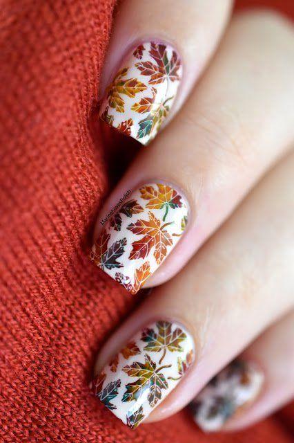 25 Diseños de uñas que debes intentar si el otoño también es tu estación favorita del año