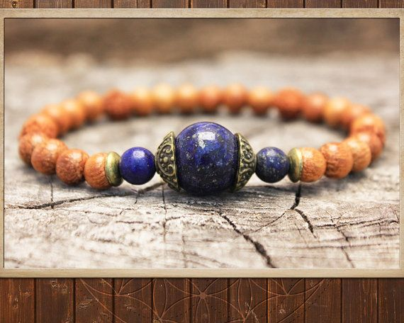 """■■■■■■■■■■■■■■■■■■■■■■■■ GEMSTONE Information ▸ DARK ROSEWOOD // """"Sacred Healer"""" // CHAKRA: Anahata (Heart) ▹ METAPHYSICAL: Known for spurring intuition, healing and self-love, this wood of serenity and harmony is used to help us overcome obstacles in our path. ▸ MINERAL: A mildly"""