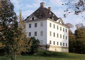 Louhisaari mansion  Kuva: P.O. Welin