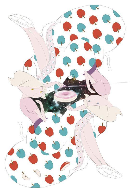 ケンゾー香水、冲方丁装幀手掛ける北沢平祐、国内初個展開催