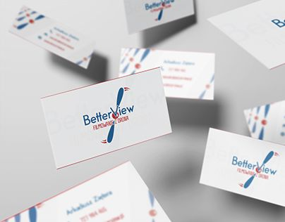 "Check out new work on my @Behance portfolio: ""Business Card for Drone Video Company BetterView"" http://be.net/gallery/59688849/Business-Card-for-Drone-Video-Company-BetterView"