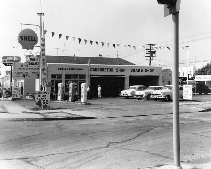 123 best images about vintage gas stations on pinterest. Black Bedroom Furniture Sets. Home Design Ideas