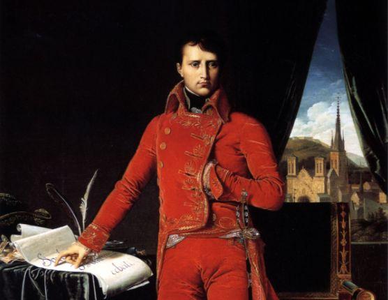 Lettre de Napoléon à Joséphine : « Vivre dans une  Joséphine, c'est vivre dans l'Élysée. »